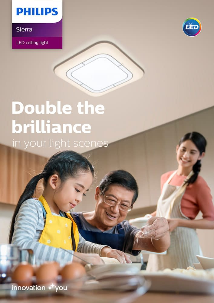 Lifestyle photography for Philips Sierra Lighting KV poster shot on-location, in Guangzhou. Shanghai photographer with studio creates lifestyle imagery for advertising and marketing materials.